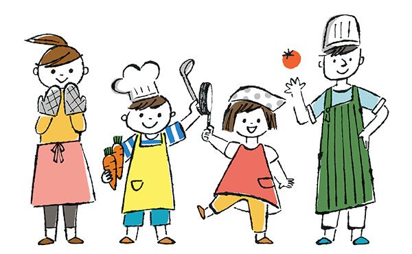 親子de料理教室